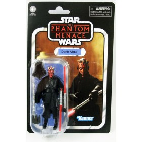 STAR WARS ANAKIN DARTH MAUL - VINTAGE COLLECTION SERIES THE PHANTOM MENACE