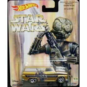 Star Wars Bounty Hunter Series - 4-Lom