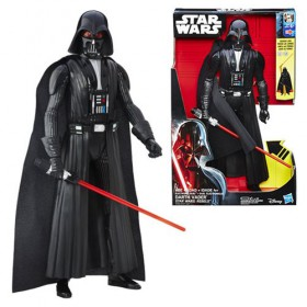 Darth Vader 12-Inch Rebels Electronic Duel