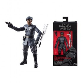 FINN (FIRST ORDER DISGUISE) THE BLACK SERIES
