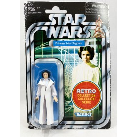 Retro Collection Series - Princess Leia Organa