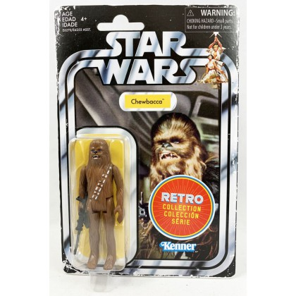 Retro Collection Series - Chewbacca