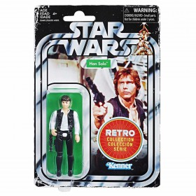 Retro Collection Series - Han Solo