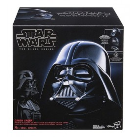 Star Wars Black Series Darth Vader - Casco Electrónico Premium