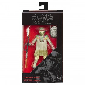 Star Wars Black Series Constable Zuvio
