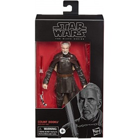 Star Wars Black Series Count Dooku