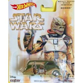 Star Wars Bounty Hunter Series - Bossk
