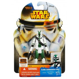 Rebels - Saga Legends  Wave 5 - Clone Commander Gree