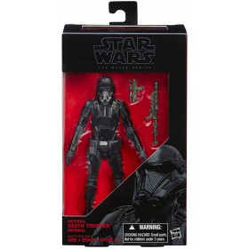 The Black Series - Imperial Death Trooper