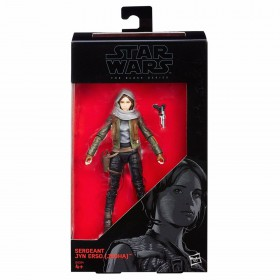 The Black Series - Sergeant Jyn Erso