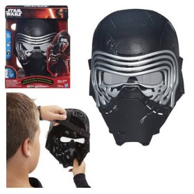 The Force Awakens Kylo Ren Voice Changer Mask