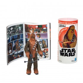 Galaxy of Adventures Chewbacca