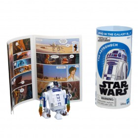 Galaxy of Adventures R2 D2