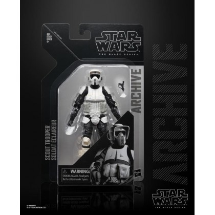 The Black Series - Archive - Scout Trooper