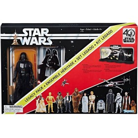 Darth Vader Legacy A New Hope Black Series 40th Anniversary