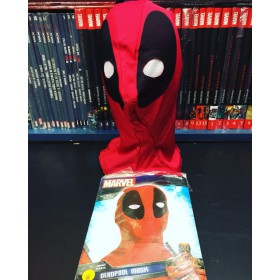 Máscara original de DEADPOOL