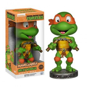 Wacky Wobbler - Teenage Mutant Ninja Turtles Michelangelo