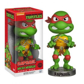 Wacky Wobbler - Teenage Mutant Ninja Turtles Raphael