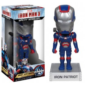 Wacky Wobbler - Iron Patriot