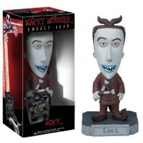 Wacky Wobbler - The Nightmare Before Christmas - Lock