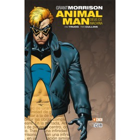 Animal Man de Grant Morrison Libro 03 Deus Ex Machina
