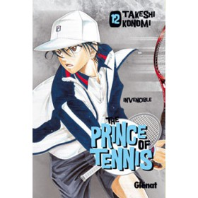 The Prince Of Tennis 12