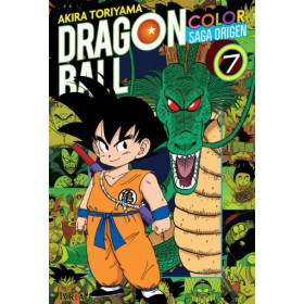 Pre Venta Dragon Ball Color Saga Origen Vol 7 (10% de Descuento)