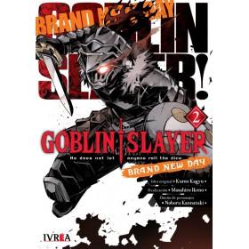 Pre Venta Goblin Slayer Brand New Day 02 (10% de Descuento)