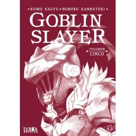 Goblin Slayer Novela Vol 5
