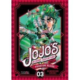 JOJO'S BIZARRE ADVENTURES 03