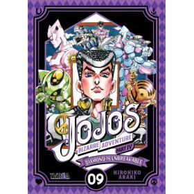 Pre Venta Jojo's Bizarre Adventure Diamond is Unbreakable 09 (10% de descuento)