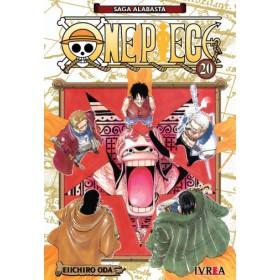 Pre Venta One Piece 20 (10% de descuento)