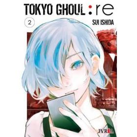TOKYO GHOUL :RE 02