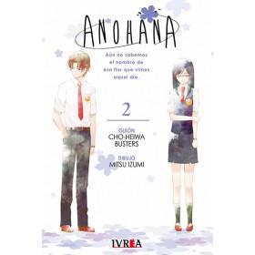 Anohana 02