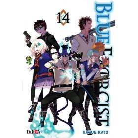 Blue Exorcist 14