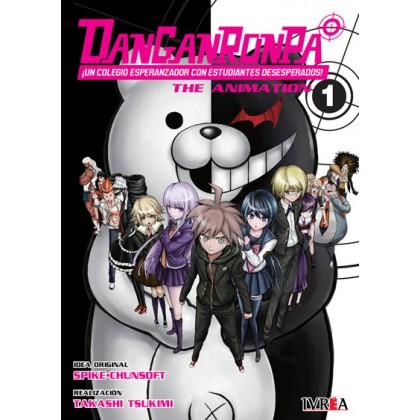 DANGANRONPA THE ANIMATION 01