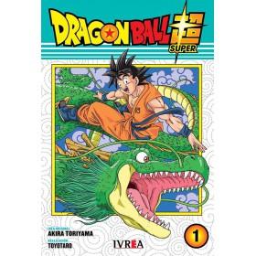 Pre Venta Dragon Ball Super 01 (10% de descuento)