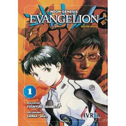 Evangelion Deluxe 01