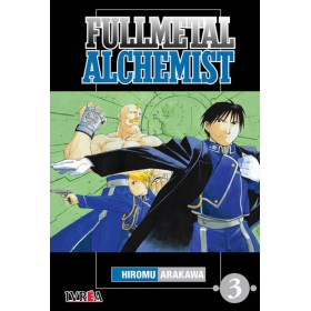 Full Metal Alchemist 03