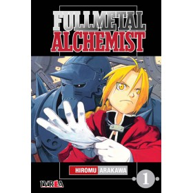Full Metal Alchemist 01