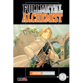Full Metal Alchemist 10