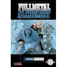 FULL METAL ALCHEMIST 14