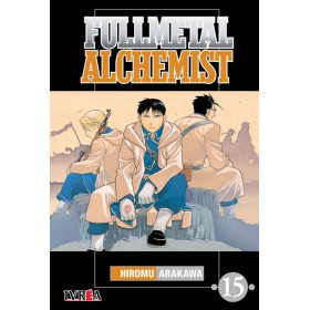 FULL METAL ALCHEMIST 15