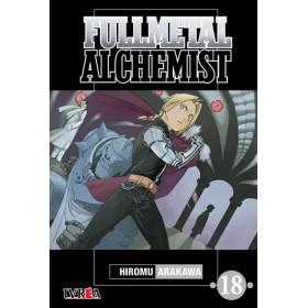 FULL METAL ALCHEMIST 18