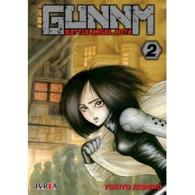 GUNM BATTLE ANGEL ALITA 02