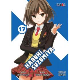 Haruhi Suzumiya 17