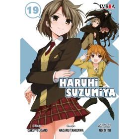 Haruhi Suzumiya 19