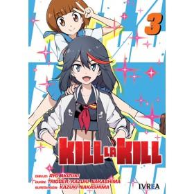 Kill la Kill 03