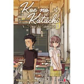 Pre Venta Koe No Katachi Una Voz Silenciosa 01 (10% de descuento)