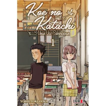 Koe No Katachi Una Voz Silenciosa 01